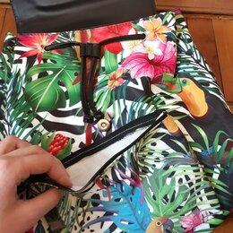 Рюкзаки - Новый рюкзак + косметичка. Modi shop, 0