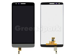 Дисплеи и тачскрины - Дисплей для LG G3s (D724/D725) + тачскрин (серый), 0