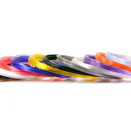 Расходные материалы для 3D печати - Набор пластика для 3D ручек: UNID PRO-12 (по 10м. 12 цветов в коробке), 0