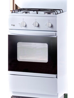 Плиты и варочные панели - Плита газовая ЛАДА Nova 32013 W/B, 0