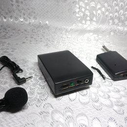 Радиосистемы и радиомикрофоны - Радиосистема беспроводной микрофон, 0