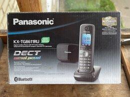 Радиотелефоны - Радиотелефон Panasonic KX-TG8611Ru, 0