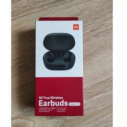 Наушники и Bluetooth-гарнитуры - Беспроводные Наушники Xiaomi Earbuds Basic 2S / Запечатанные , 0