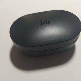 Наушники и Bluetooth-гарнитуры - Наушники Xiaomi Airdots (Беспроводные), 0