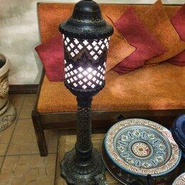 Ночники и декоративные светильники - Светильник ночник в восточном стиле Винтаж , 0