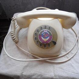 Проводные телефоны - телефон дисковый , 0