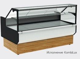 Холодильные витрины - Холодильная витрина Полюс ВХСн-1,5 Carboma (Palm…, 0