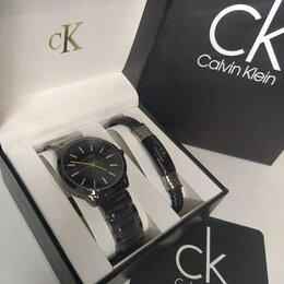 Наручные часы - Мужские подарочные наборы CK , 0