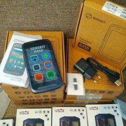 Мобильные телефоны - Смартфоны 4g защищенные, 0