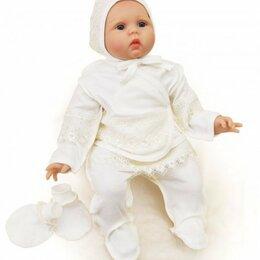 Комплекты - Комплект новорожденного на выписку, 0