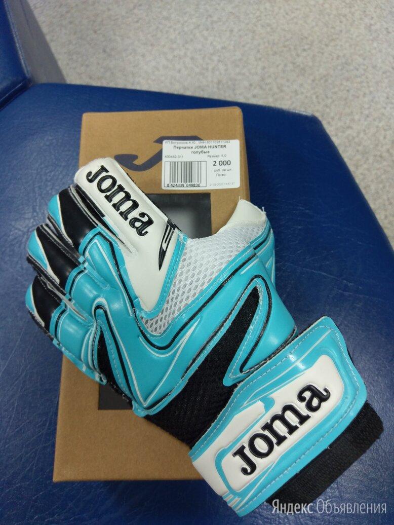 Перчатки вратарские JOMA Hunter по цене 1300₽ - Аксессуары и принадлежности, фото 0