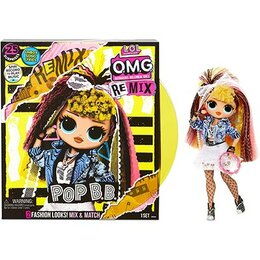Куклы и пупсы - LOL OMG Remix POP B.B., 0