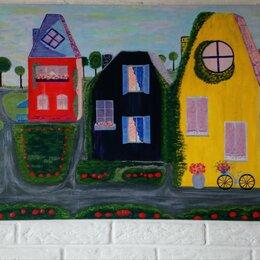 Картины, постеры, гобелены, панно - Интерьерная картина, холст 50х70 , 0