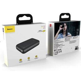 Зарядные устройства и адаптеры - Powerbank 5V 2.1A Baseus Mini JA 10000mAh, 0