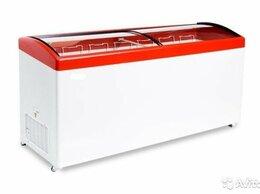 Морозильное оборудование - Ларь морозильный, 0