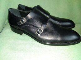 Туфли - Туфли мужские кожаные, 0