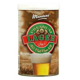 Ингредиенты для приготовления напитков - Экстракт солодовый MUNTONS Lager, 0