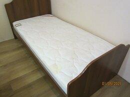 Кровати - Кровать с ортопедическим матрасом, 0