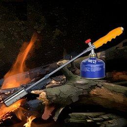Средства и приспособления для розжига - Горелка для розжига костров мангалов печей грилей, 0