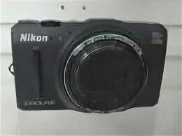 Фотоаппараты - Фотокамера Nikon Coolpix S9700, 0