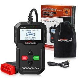 Автоэлектроника - KONNWEI Автосканер KW-590, 0