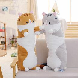 Мягкие игрушки - Кот колбаса, 0