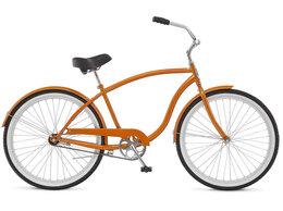 Велосипеды - Велосипед SCHWINN S1 Gent (2020) (оранжевый), 0