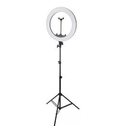 Осветительное оборудование - Кольцевая светодиодная лампа LED Ring Fill Light 45 см???, 0