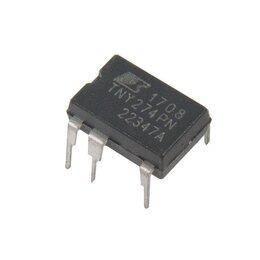 Радиодетали и электронные компоненты - TNY274PN, ШИМ-контроллер Low Power Off-line…, 0
