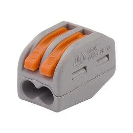 Товары для электромонтажа - Коннектор для соединения проводов ВАГ 2, 3…, 0
