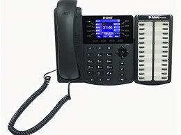VoIP-оборудование - IP - телефон D-Link DPH-150SE/F5 черный…, 0