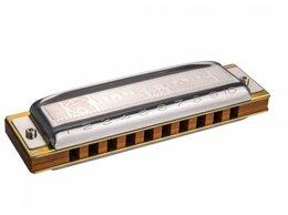 Губные гармошки - Hohner M533106X Blues Harp 532/20 MS A Губная…, 0