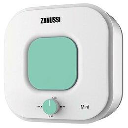 Водонагреватели - Водонагреватель Zanussi ZWH/S 10 Mini O (Green) накопительный, 0