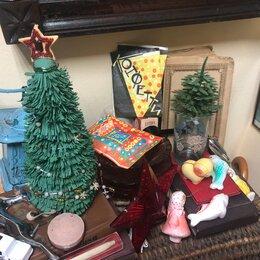 Новогодние фигурки и сувениры - Ёлочные игрушки , 0