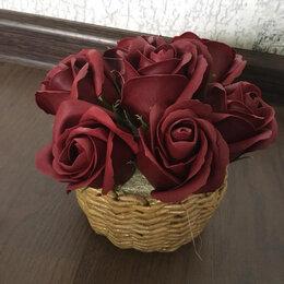 Цветы, букеты, композиции - БУКЕТЫ из Мыла, 0