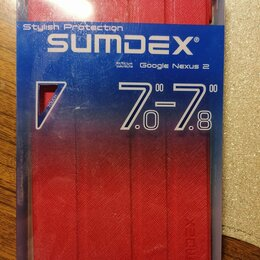 Чехлы для планшетов - Чехол Sumdex Google Nexus 2, 0