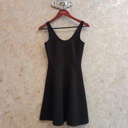 Платья - Платье сарафан черный Incity XS 40, 0