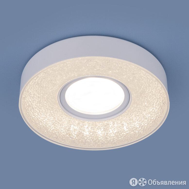 Встраиваемый светильник Elektrostandard 2241 a045482 по цене 881₽ - Встраиваемые светильники, фото 0