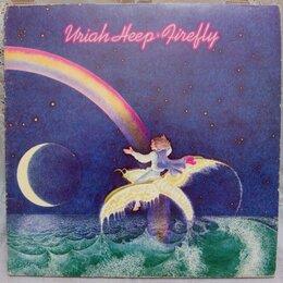 Виниловые пластинки - URIAH  HEEP   1977   Firefly, 0