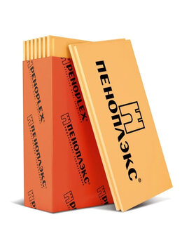 Изоляционные материалы - Пеноплекс ОСНОВА 1185х585х50 (0,2776 куб.м., 8…, 0