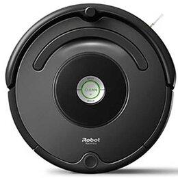 Роботы-пылесосы - Робот-пылесос iRobot Roomba 676, 0