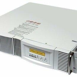 Источники бесперебойного питания, сетевые фильтры - ИБП онлайн PowerCom Vanguard VGD-1000 RM 2U 700Вт, 0