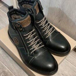 Ботинки - Зимние ботинки Shoiberg новые, 0
