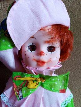 Куклы и пупсы - Кукла Клоун ивановской фабрики, 0