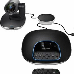 Веб-камеры - Logitech group conference cam, 0