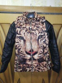 Куртки и пуховики - Куртка демисезонная для девочки, 0
