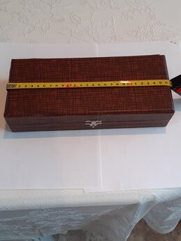 Подставки и держатели - Футляр для столовых приборов, 0