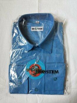Рубашки - Синяя рубашка для мальчика, 0