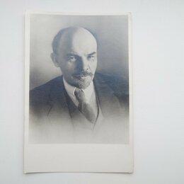 Фотографии, письма и фотоальбомы - Фотография. В.И.Ленин. 1918г., 0