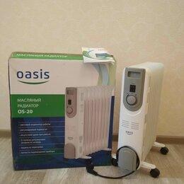 Обогреватели - Масляный радиатор Oasis OS-20, 0